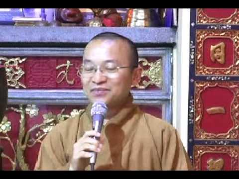 Tang chế: Những điều cần biết (03/06/2008) video do Thích Nhật Từ giảng
