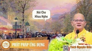 Nói Cho Nhau Nghe