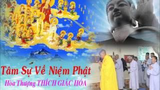 Tâm Sự Về Niệm Phật