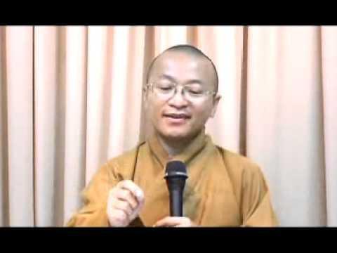 Kinh Trung Bộ 124: Hạnh Phúc Giữa Đời Thường (01/03/2009) video do Thích Nhật Từ giảng