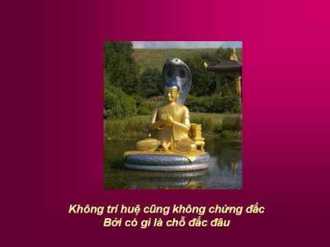 Kinh A Di Đà - 8 : Bát Nhã Tâm Kinh - Võ Tá Hân phổ nhạc