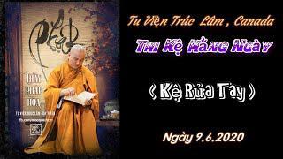 Từng Giọt Sữa Thơm 24 - Thầy Thích Pháp Hòa (Tv Trúc Lâm, Ngày 9.6.2020)