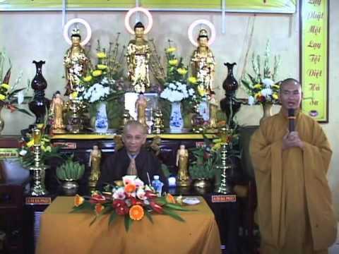 Tọa Đàm Phương Pháp Niệm Phật Và Hộ Niệm