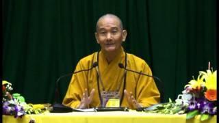 Đạo Phật với tệ nạn xã hội (Hội thảo hoằng pháp toàn quốc 2015)