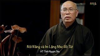5 PPP Số 536   Nói Năng và Im Lặng Như Bồ Tát