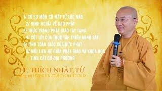 Vấn đáp: Phái cổ sư môn - Định nghĩa về đạo Phật