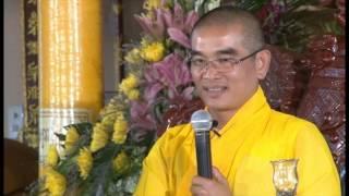 Kinh Lăng Nghiêm p5 - buổi giảng 38 - Ty Kheo Thích Tue Hai