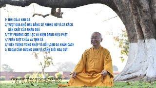 Vấn đáp Phật pháp ngày 04-03-2019 (HD) | Thích Nhật Từ