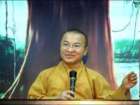 Kinh Pháp Cú 21: Hãy làm những việc nên làm (24/04/2011) video do Thích Nhật Từ giảng