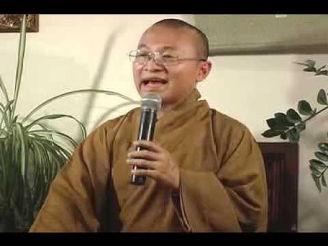 Tu mau kẻo trể phần 2/10 (22/08/2008) video do Thích Nhật Từ giảng