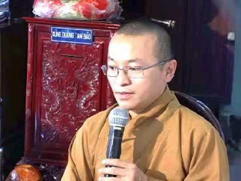 Tử nạn và tử tù (14/10/2006) video do Thích Nhật Từ giảng