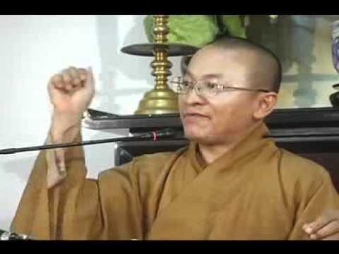 Chinh phục ma quân - phần 4/6 -(05/10/2008) video do Thích Nhật Từ giảng