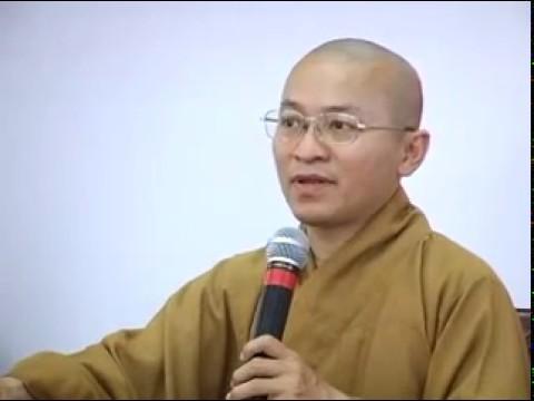 Một Ngày An Lạc: Kỳ 020: Hiến dâng hạnh phúc - phần 2: Con chuột trong Kinh Phật (06/01/2008)
