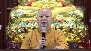 Văn hóa tang lễ Phật giáo: tụng kinh và hộ niệm - MS 121/ 28062020 - TT