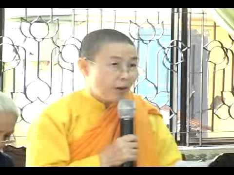 Vấn đáp: Trì Kinh Và Tu Tập (17/07/2009) video do Thích Nhật Từ giảng