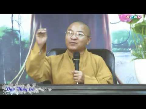 Kinh Thiện Sanh 03: Đạo Thầy Trò (20/11/2011) video do Thích Nhật Từ giảng