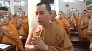 Tịnh xá trung tâm - 16.06.2012 - HT. Thích Từ Thông - Như Huyễn Thiền Sư