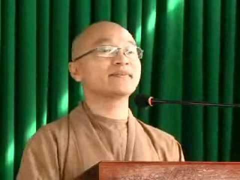 Vượt qua chính mình (13/02/2007) video do Thích Nhật Từ giảng