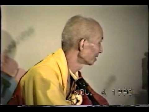 Video3 - 21/23 Sư phụ của Thiền Sư là ai? - Thiền sư Duy Lực