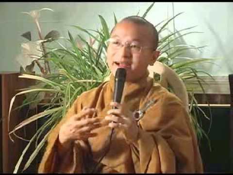 Ở đời vui đạo (13/08/2008) video do Thích Nhật Từ giảng