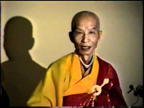 Video6 - Từ 01-34: Phương pháp tự ngộ của thiền tông 4 - Thiền sư Duy Lực