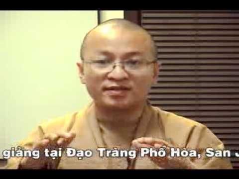 Chữ Hòa Trong Đạo Phật - Phần 2/2 (15/06/2007) video do Thích Nhật Từ giảng