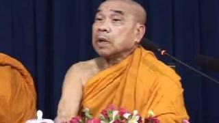 Khai thị Phật thất - HT. Thích Giác Nhiên giảng