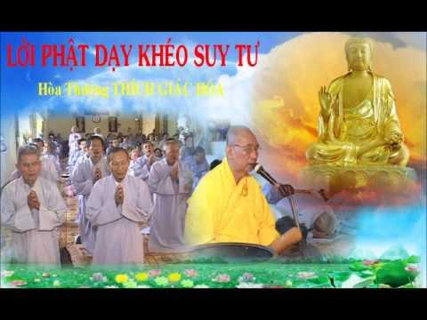 Lời Phật Dạy Khéo Suy Tư