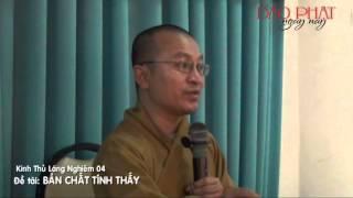 Kinh Thủ Lăng Nghiêm 04: Bản Chất Tính Thấy (21/01/2013) video do Thích Nhật Từ giảng