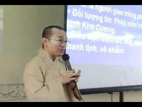 Kinh Kim Cang 7: Cấp Độ Thánh Nhân (13/04/2009) video do Thích Nhật Từ giảng