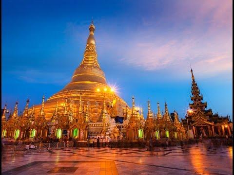 Ký Sự Phật Giáo Myanmar - Tập 2 - Trái Tim Shwedagon [HD]