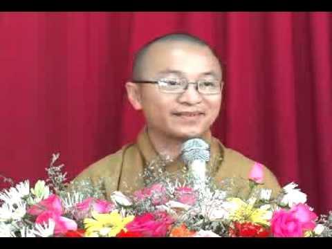Hành trì và cõi âm - Phần 1/2 (16/04/2007) video do Thích Nhật Từ giảng