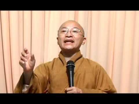 Kinh trung bộ 121: Rỗng Không Và Thực Hữu (08/02/2009) video do Thích Nhật Từ giảng