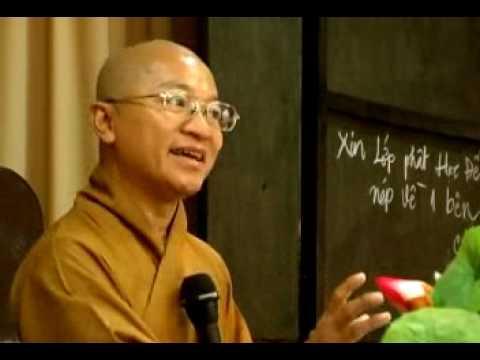 Cần câu và con cá - Phần 01 (5/11/2009) video do Thích Nhật Từ giảng
