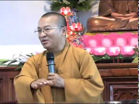 Chín bỏ làm mười: Nghệ thuật sống hạnh phúc (24/04/2011) video do Thích Nhật Từ giảng