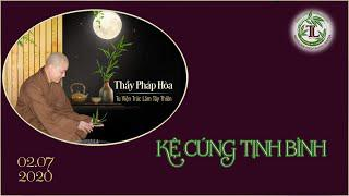 Từng Giọt Sữa Thơm 38 - Thầy Thích Pháp Hòa( Tv Trúc Lâm, Ngày 2.7.2020)