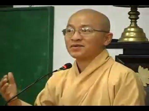 Có gì phải mặc cảm (03/09/2006) video do Thích Nhật Từ giảng