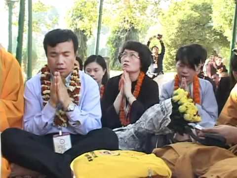 Đại lễ cung nghinh Xá lợi Phật từ Ấn Độ về Việt Nam