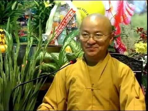 Vấn đáp: Để trở thành Phật tử hạnh phúc (16/05/2011) video do Thích Nhật Từ giảng