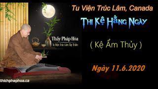 Từng Giọt Sữa Thơm 26 - Thầy Thích Pháp Hòa(Tv Trúc Lâm, Ngày 11.6.2020)