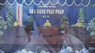 Ánh sáng Phật pháp kỳ 11 - Thích Minh Nhẫn