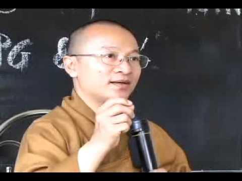 Vấn đáp: Thân Trung Ấm, Xá Lợi Và Chứng Đắc - phần 1/2 (27/06/2009) video do Thích Nhật Từ giảng