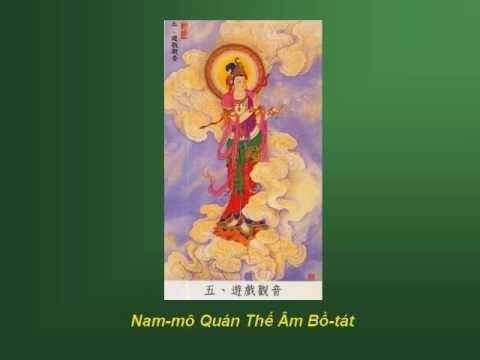 Kinh Phổ Môn 8 - Kệ Tán Quan Âm - Võ Tá Hân phổ nhạc