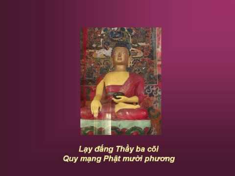 Kinh Phổ Môn 4 -  Phát Nguyện Trì Kinh - Võ Tá Hân phổ nhạc