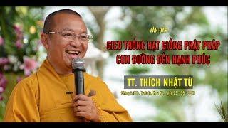 Vấn đáp: Gieo Trồng Hạt Giống Phật Pháp -  TT. Thích Nhật Từ