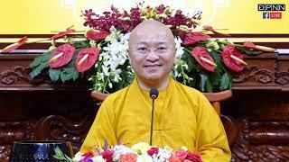 TT. Thích Nhật Từ thuyết giảng trong khóa tu Tuổi Trẻ Hướng Phật