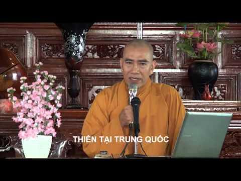 Lược sử Thiền