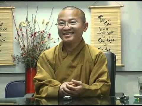Mười điều tâm niệm - điều 1: Tu trong bệnh tật (21/08/2008) video do Thích Nhật Từ giảng