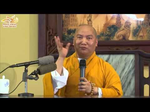 Năm Nguyên Tắc Đạo Đức Của Người Phật Tử Tại Gia (Phần 02) - Không Gian Tham, Trộm Cướp