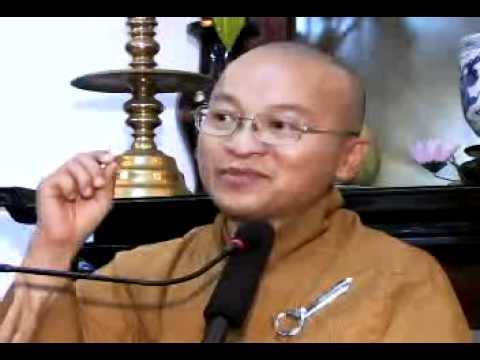 Vì Sao Tôi Theo Đạo Phật ? (09/05/2009) video do Thích Nhật Từ giảng
